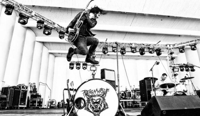 Reignwolf na Impact Festival