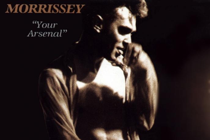 """""""Your Arsenal"""" Morrisseya wraca. Posłuchaj remasteru klasycznej płyty"""