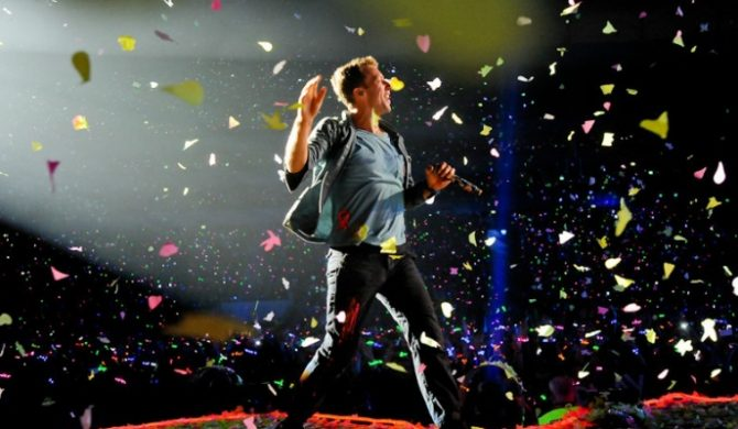 """Coldplay – """"Midnight"""" (wideo)"""