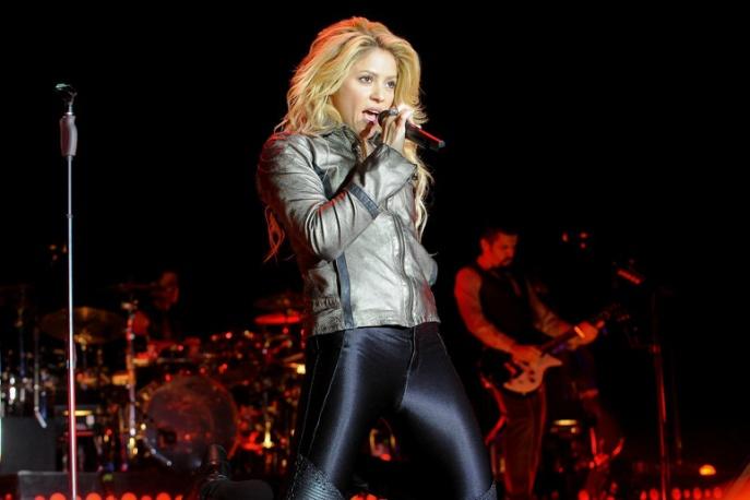 """Shakira – """"Empire"""" (audio)"""