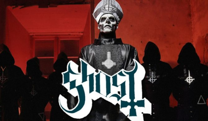 Ghost B.C. w Polsce