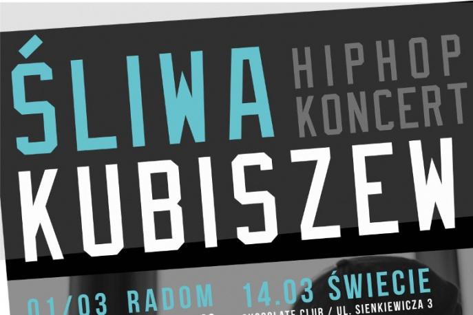 Śliwa i Kubiszew na wspólnych koncertach
