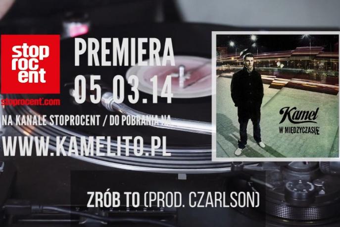 """DJ Roka prezentuje: Kamel – """"W międzyczasie"""""""