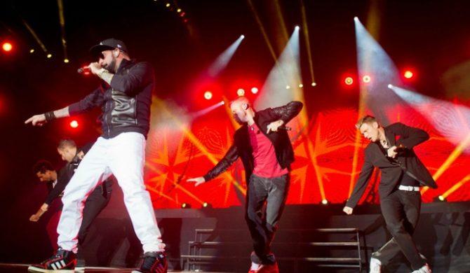 Backstreet Boys w Polsce – kulisy i relacja z koncertu (wideo)