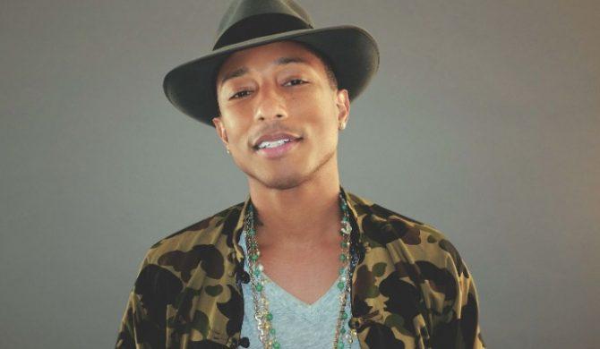 """Pharrell – """"Happy"""" (wideo)"""