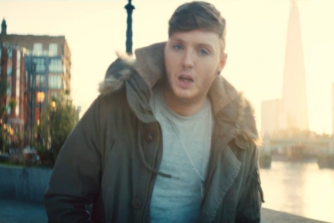 "James Arthur – ""Get Down"" (wideo)"