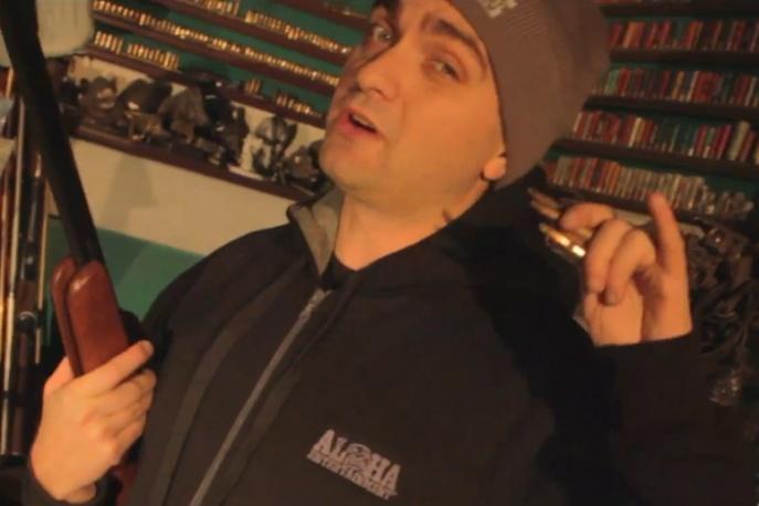 Proceente – Strzelba ft. DJ Grubaz (wideo)