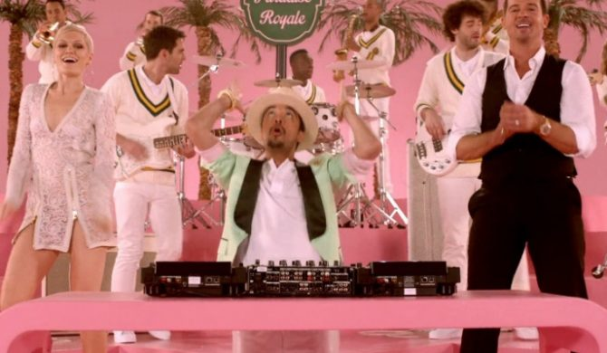 """DJ Cassidy – """"Calling All Hearts"""" ft. Jessie J & Robin Thicke (wideo)"""