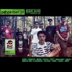 Różni artyści – Popkiller Młode Wilki 2013