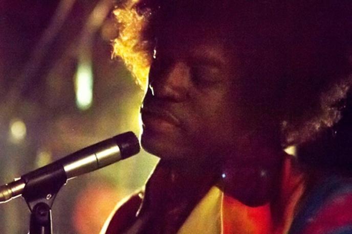Andre 3000 jako Jimi Hendrix – zobacz fragment filmu