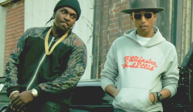 """Future – """"Move That Dope"""" ft. Pharrell, Pusha T (wideo)"""