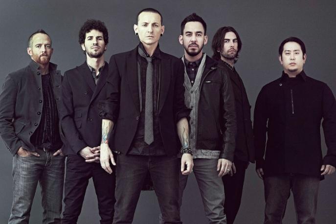 Linkin Park nagrali z Rakimem (wideo)
