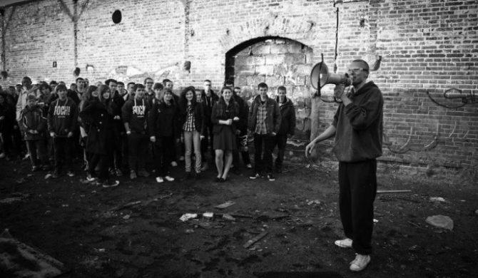 """L.U.C – """"Dziękuję"""" ft. Rahim, Buka, Vienio, Mesajah, Czesław Mozil (wideo)"""