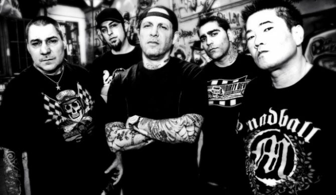 Agnostic Front, KSU, Paddy and the Rats i… mural Ireny Sendlerowej