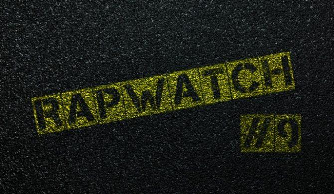 Rapwatch #9 (17.03 – 23.03)