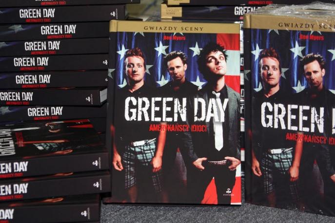 Biografia Green Day już w naszym magazynie