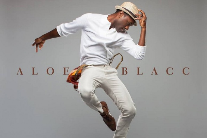 "Posłuchaj: Aloe Blacc – ""Lift Your Spirit"""
