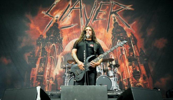 Slayer i Ghost supportami Iron Maiden