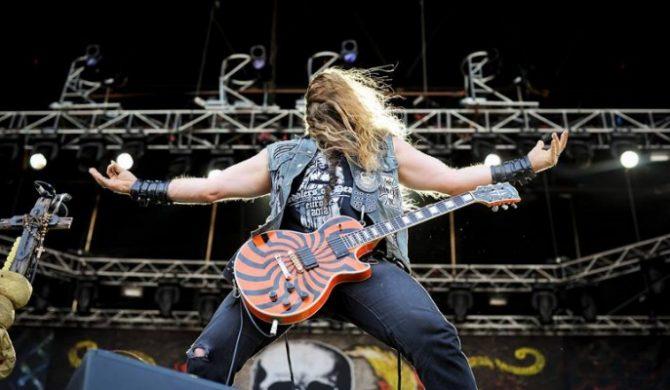 Black Label Society na dwóch koncertach w Polsce