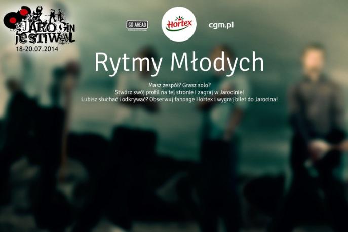 Rusza konkurs Hortex Rytmy Młodych