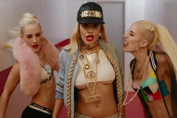 "Rita Ora – ""I Will Never Let You Down"" (wideo)"