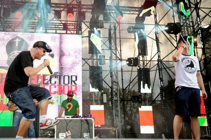 Black Chiney, Vavamuffin, Kacezet & Fundamenty na Ostróda Reggae Festival