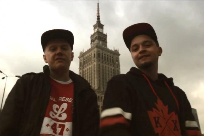B.A.K.U. i B.R.O na bicie Donatana (wideo)