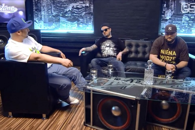 "Bonson/Matek w ""Raptime Live"" (wideo)"