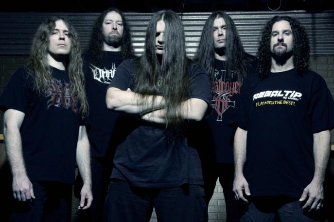 Cannibal Corpse na dwóch koncertach w Polsce