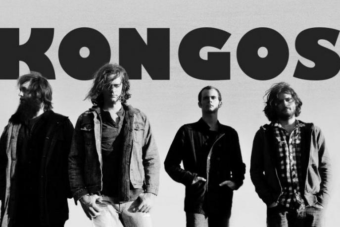 Kongos wystąpią przed OneRepublic