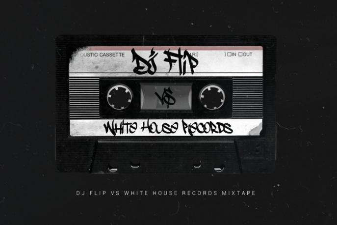 DJ Flip vs White House Records – sprawdź zajawkę mixtape`u