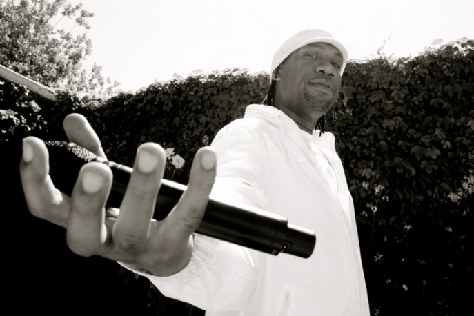 KRS-One na Hip Hop Kempie