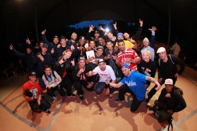 Killafornia & Top 9 zwycięzcą Warsaw Challenge