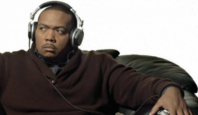 Timbaland nie wystąpi na Orange Warsaw Festival