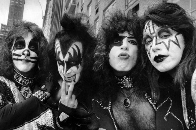 """Ace Frehley: """"Bałem się, że malowanie twarzy w Kiss uczyni mnie ślepym"""""""