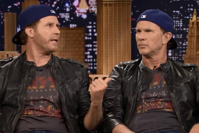 Will Ferrell vs Chad Smith – perkusyjny pojedynek w programie Jimmy`ego Fallona (wideo)