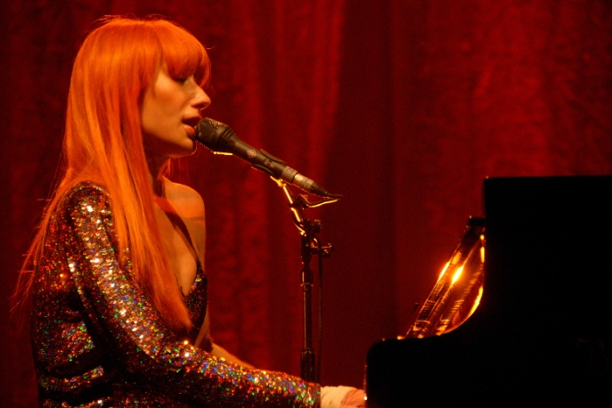 "Tori Amos przerobiła ""Nothing Else Matters"" Metalliki"