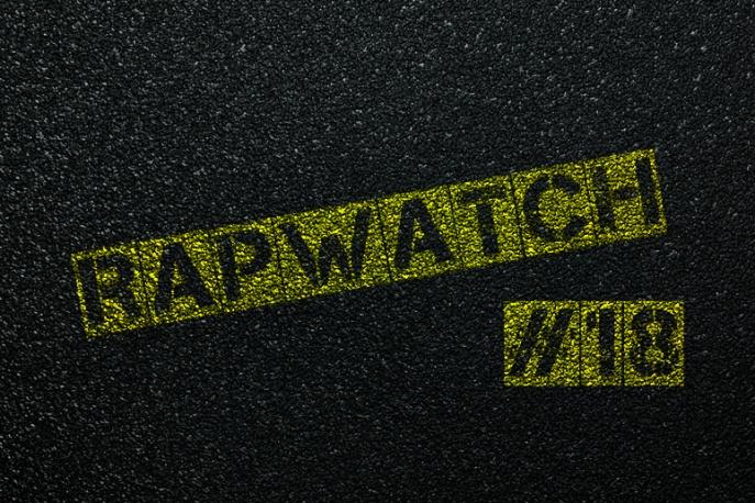 Rapwatch #18 (19.05 – 25.05)