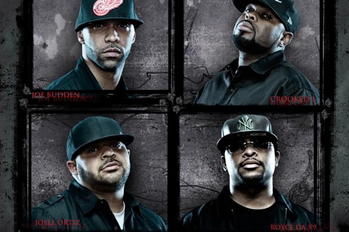 Posłuchaj nowego mixtape`u Slaughterhouse