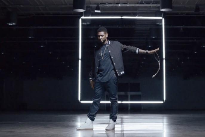 Usher szykuje nową płytę
