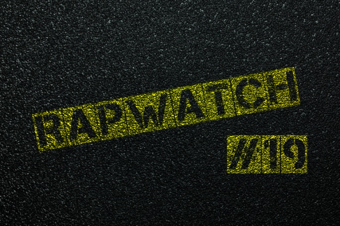 Rapwatch #19  (26.05 – 1.06)