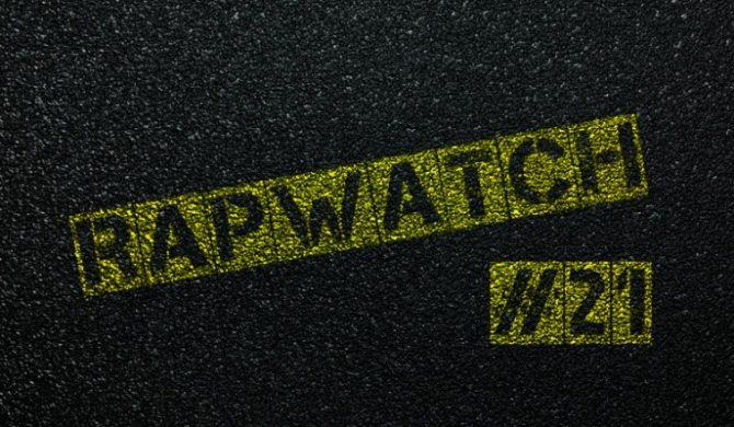 Rapwatch #21 (9.06 – 15.06)