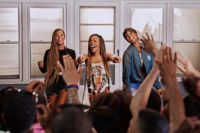 Destiny`s Child ponownie razem (wideo)