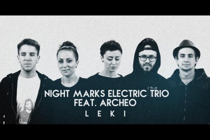 Siostry Przybysz wspólnie z Night Marks Electric Trio (wideo)