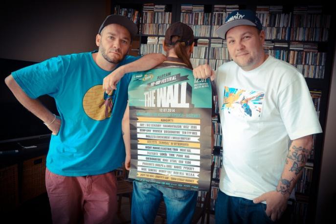 1 NA 1: Artur Rawicz vs Molesta vs The Wall Warsaw Hip-Hop Festival