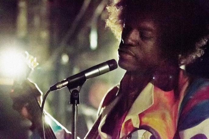 Andre 3000 jako Jimi Hendrix. Film we wrześniu w kinach (wideo)