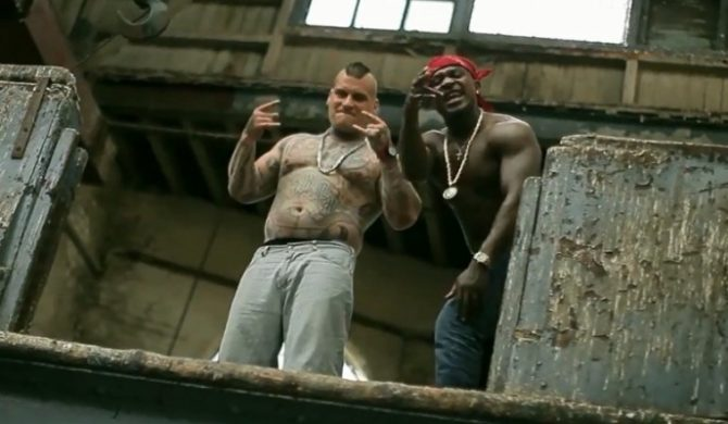 """Popek – """"Don`t Come To My Ghetto"""" ft. Goldie1 (wideo)"""