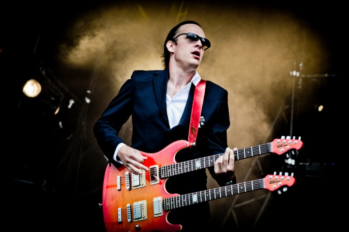 "Joe Bonamassa – ""Different Shades Of Blue"" (wideo)"