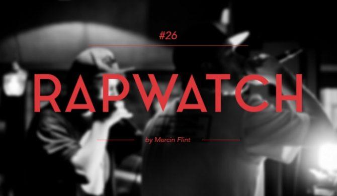 Rapwatch #26 (14.07-20.07)