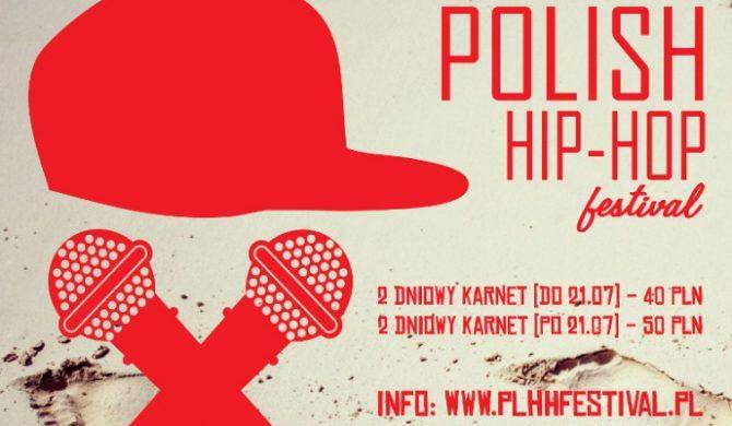 Znamy godzinową rozpiskę Polish Hip-Hop Festival 2014